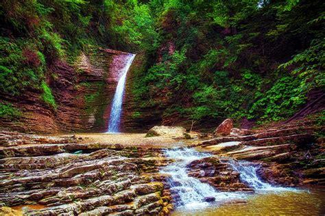 Waterfall Hd Wallpaper  Background Image  3000x2000 Id
