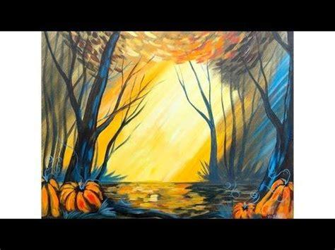 sunrise lighthouse step  step acrylic painting  canvas