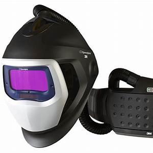 Appareil De Soudure : masque de soudure avec appareil respiratoire adduction d air ~ Edinachiropracticcenter.com Idées de Décoration