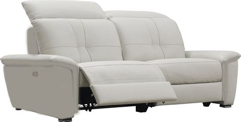 canape relax electrique cuir center canape relax cuir blanc