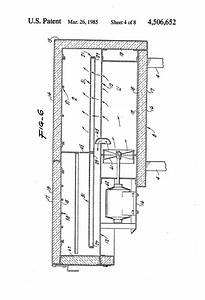 Patent Us4506652 - Pizza Oven
