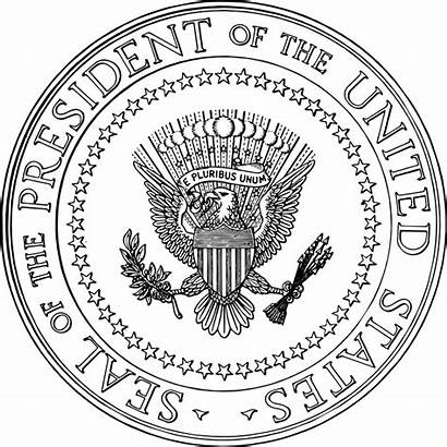 Presidential Seal President Trump Usa United States