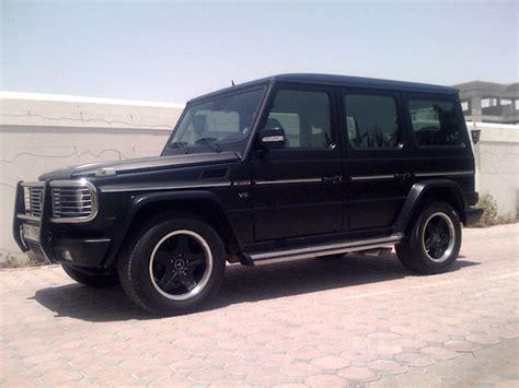 Brabus G55 K8 Flat Black
