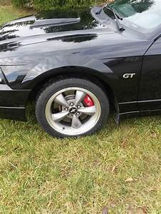 4th Gen Black 2001 Ford Mustang V8 5spd Manual  Sold