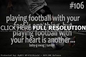 Nike Football Quotes And Sayings. QuotesGram