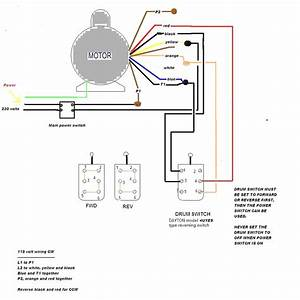 Baldor 5hp Motor Wiring Diagram Sample
