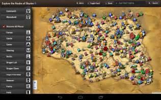 Skyrim Map All Locations