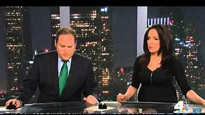 KNBC News Anchors' Reaction During Los Angeles Earthquake ...
