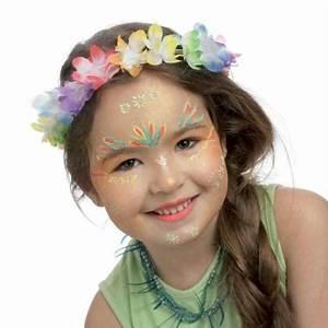 Modele Maquillage Carnaval Facile : mod le de maquillage fille tahiti id es conseils et tuto maquillage ~ Melissatoandfro.com Idées de Décoration