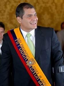 Ecuador's President Rafael Correa Rescued By Army After ...
