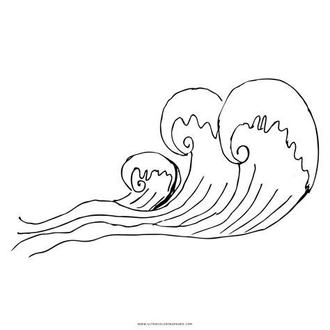 disegni da colorare onde mare migliori pagine da colorare nella categoria mare