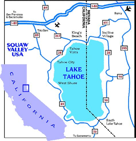 maps of squaw valley ski resort in usa sno