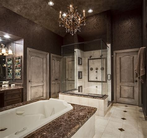 chocolate lovers dream  delicious master bedroom