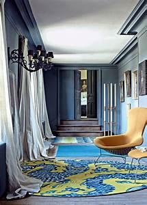 amenagement couloir marie claire maison With couleur pour une cage d escalier 8 quel couleur pour les portes de mon palier