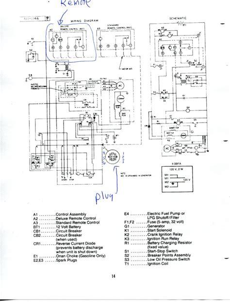 onan 2800 microlite generator wiring diagram wiring library