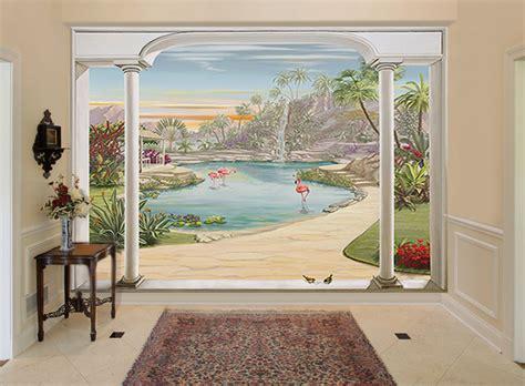 trompe l oeil mural grand format d 233 cors muraux exclusifs d artiste sur papier peint ou toile grand format boutique en ligne