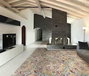 Wohnzimmer Fliesen 37 Klassische Und Tolle Ideen Fr
