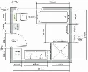 Plan Salle De Bain 6m2 Best 25 Badezimmer 6m2 Ideas On