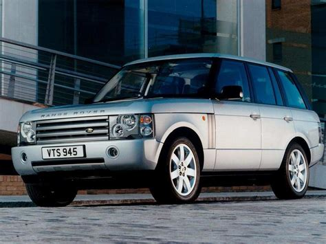 all car collections land rover s