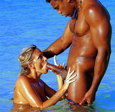 Wives On Vacation Interracial Jamaica Free Porn Pics