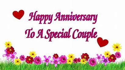 Anniversary Couple Happy Special
