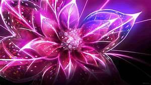 Digital, Art, Flowers