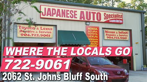 repair jacksonville fl auto repair jacksonville fl