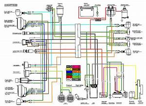 110cc Chinese Quad Wiring Diagram Wiring Diagram