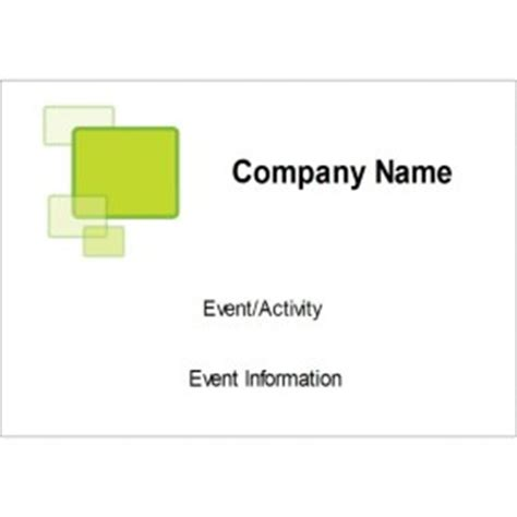 avery template 88395 templates green squares name badge label 8 per sheet avery