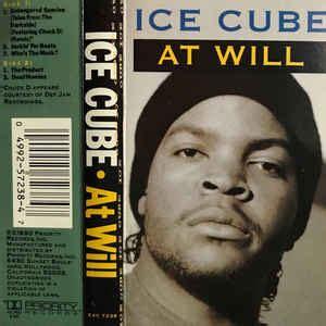 ice cube    dolby hx pro  nr cassette