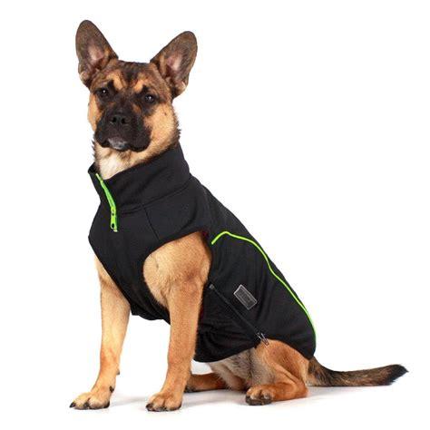regenmantel für hunde mit bauchschutz wolters softshell jacke basic allround regenjacke