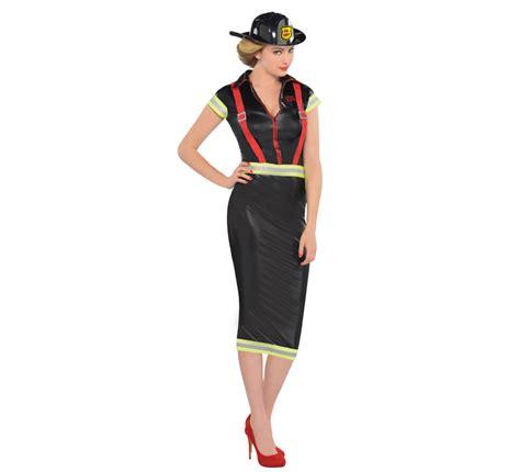 déguisement pin up d 233 guisement de pompier pin up pour femmes plusieurs tailles