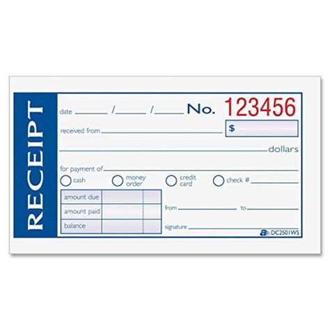 lumper receipt template printable receipt template