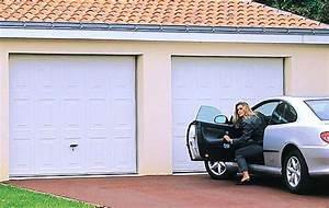 abc protecson portes de garage coulissantes ouvrant a With porte de garage coulissante jumelé avec serrure fichet paris