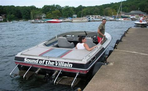 Chaparral Jet Boat Specs by Fever