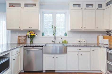 types  kitchens   perfect  shaker style cabinets