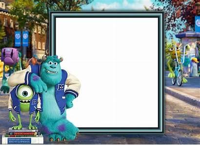 Monsters Monster Inc Transparent Frame University Clipart