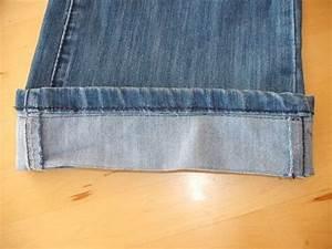 Faire Ourlet Jean : id e g niale ourlet de jean simple rapide et parfait en conservant le bas cathypety ~ Melissatoandfro.com Idées de Décoration