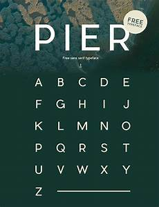100 greatest free fonts collection for 2015 With free modern fonts