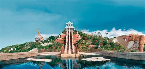 vacances tenerife hôtels attractions touristiques