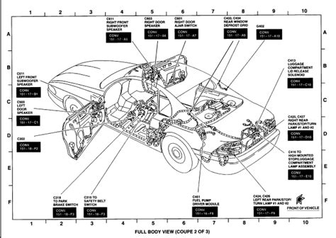 Mustang Fuel Pump Relay Location Wiring Source