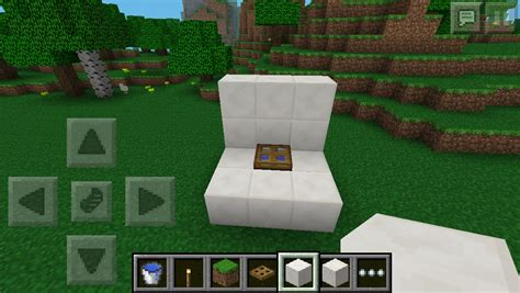 minecraft toilet  steps instructables