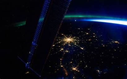 Space Earth Iss Nasa Wallpapers Moscow Outer
