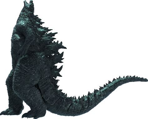 Godzilla 2019 Official Png Render_02 By Awesomeness360 On