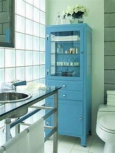 rangement placard salle de bain obasinccom With rangement salle de bain design
