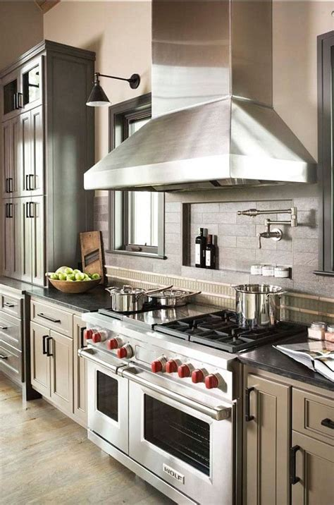 benjamin moore hc  sandy hook gray gray kitchen