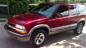 2000 Chevy Blazer Lt South West Edition - View Our Current Inventory At Fortmyerswa Com
