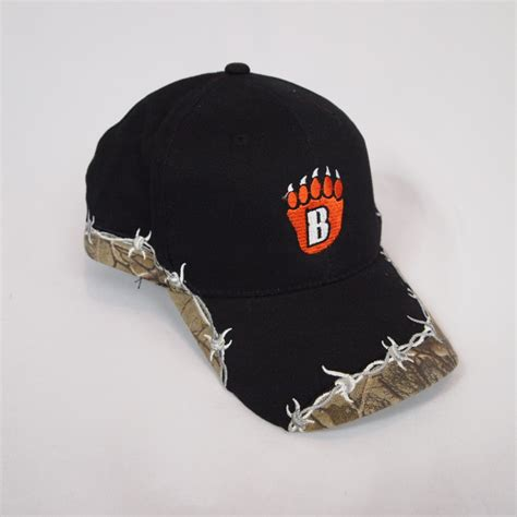 wb bears paw baseball cap hisdahls