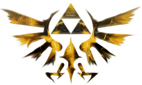 legend of triforce l triforce by hakarune on deviantart