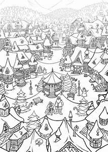 Noel Noir Et Blanc : village de noel noir et blanc le village de no l avant la flickr ~ Melissatoandfro.com Idées de Décoration